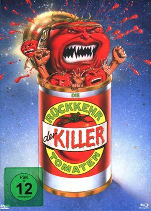 Die Rückkehr der Killertomaten (1988) (Cover A, Limited Edition, Mediabook, Blu-ray + DVD)