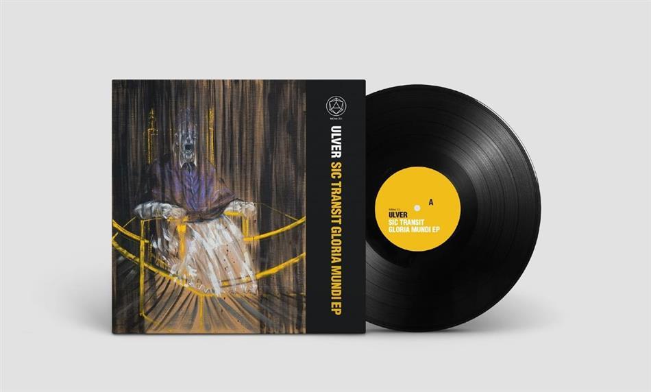 Ulver - Sic Transit Gloria Mundi (2018 Reissue, LP)