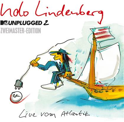Udo Lindenberg - MTV Unplugged 2 - Live vom Atlantik (Boxset, 4 LPs)