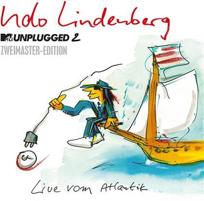 Udo Lindenberg - MTV Unplugged 2 - Live vom Atlantik (2 CDs)