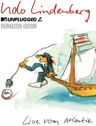 Udo Lindenberg - MTV Unplugged 2 - Live vom Atlantik (2 CDs + 2 DVDs)