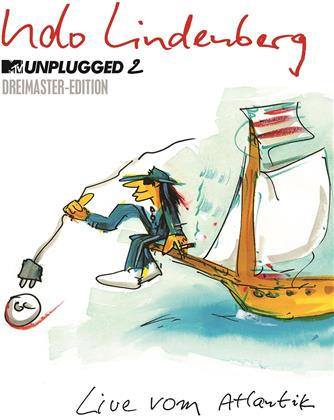 Udo Lindenberg - MTV Unplugged 2 - Live vom Atlantik (2 CDs + Blu-ray)