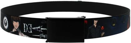 Death Note: Light & Ryuk Web Belt - one size