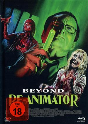 Beyond Re-Animator (2003) (Cover B, Limited Edition, Mediabook, Blu-ray + DVD)