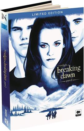 Twilight 4 - Breaking Dawn - Parte 2 (2011) (Digibook, Edizione Limitata, 2 DVD)