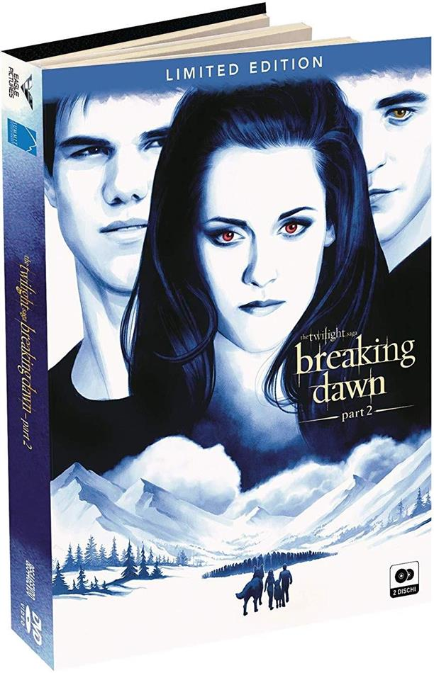 Twilight 4 - Breaking Dawn - Parte 2 (2011) (Digibook, Limited Edition, 2 DVDs)