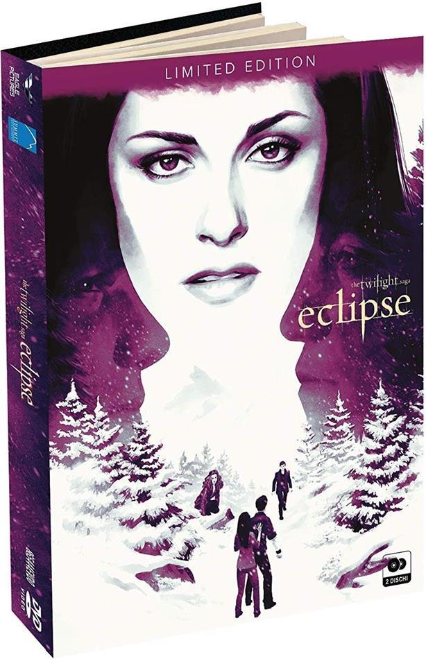 Twilight 3 - Eclipse (2010) (Digibook, Edizione Limitata, 2 DVD)