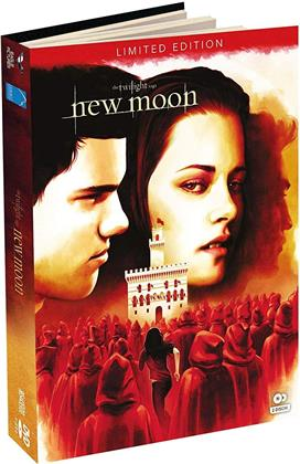 Twilight 2 - New Moon (2009) (Digibook, Edizione Limitata, 2 DVD)