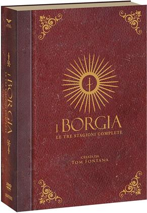 I Borgia - Le tre Stagioni complete (Limited Edition, Special Edition, 12 DVDs)