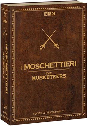 The Musketeers - Le tre Stagioni complete (Limited Edition, Special Edition, 12 DVDs)