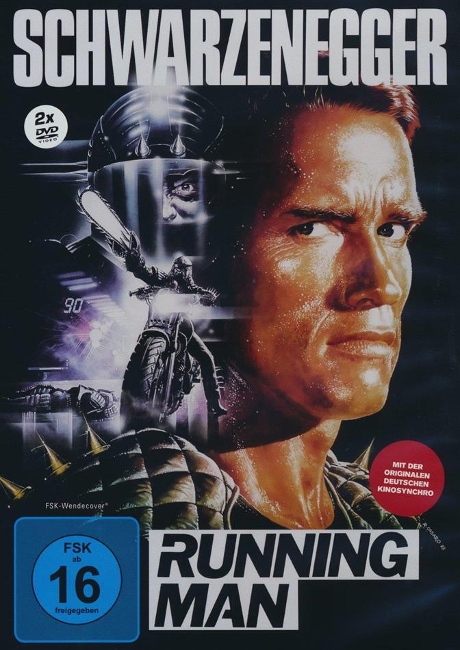 Running Man (1987) (2 DVDs)