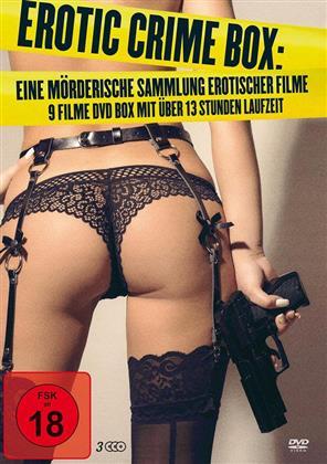 Erotic Crime Box - Eine mörderische Sammlung erotischer Filme (3 DVDs)
