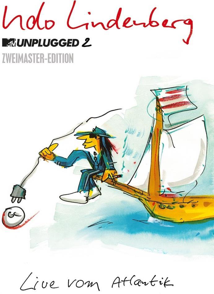 Udo Lindenberg - MTV Unplugged 2 - Live vom Atlantik (2 DVDs)