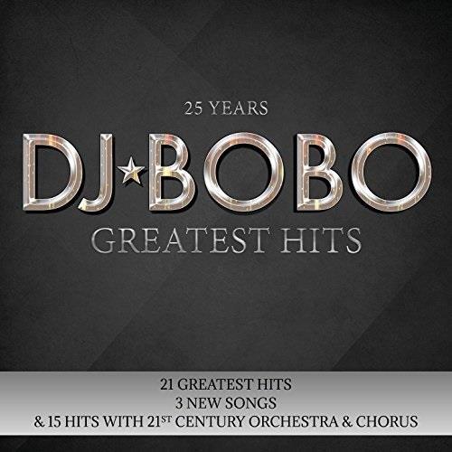 DJ Bobo - 25 Years - Greatest Hits (2 LPs)