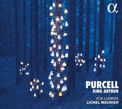 Henry Purcell (1659-1695), Lionel Meunier & Vox Luminis - King Arthur (2 CDs)