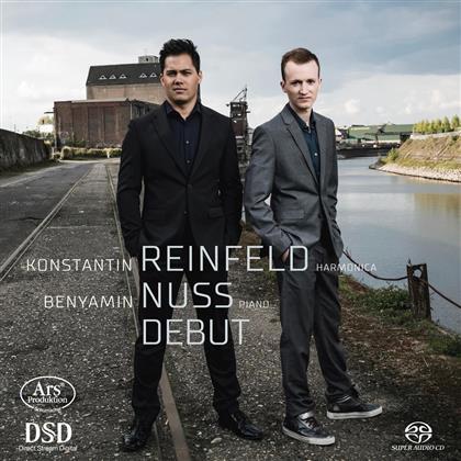 Konstantin Reinfeld & Benyamin Nuss - Debut - Werke Für Harmonica (Hybrid SACD)