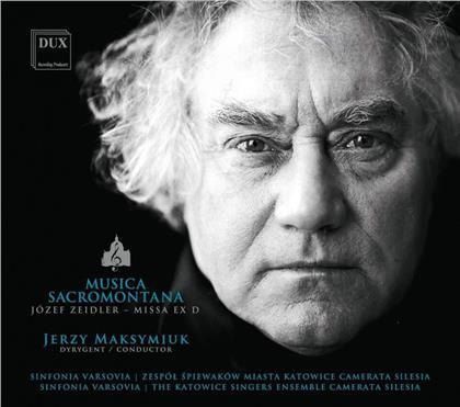 Jozef Zeidler, Jerzy Maksymiuk & Sinfonia Varsovia - Missa D-Dur