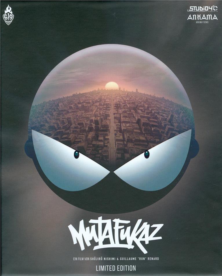 Mutafukaz (2017) (Limited Edition)