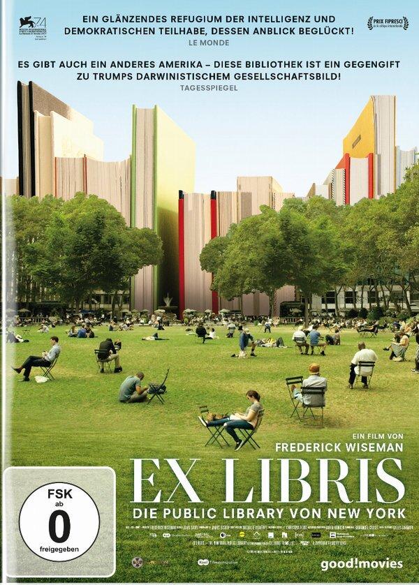 Ex Libris - Die Public Library von New York (2017)