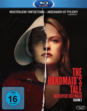 The Handmaid's Tale - Der Report der Magd - Staffel 2 (4 Blu-rays)