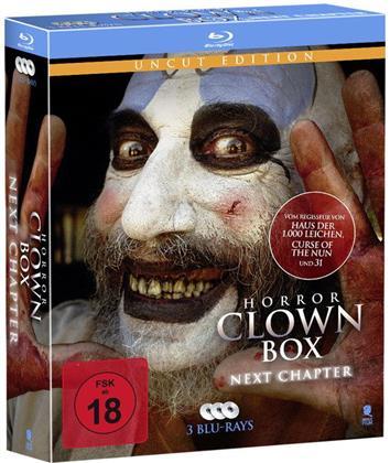 Horror Clown Box 2 (Uncut, 3 Blu-rays)