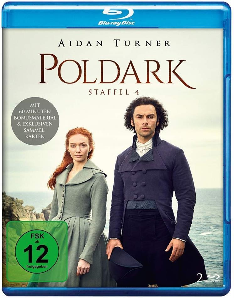 Poldark - Staffel 4 (2 Blu-rays)
