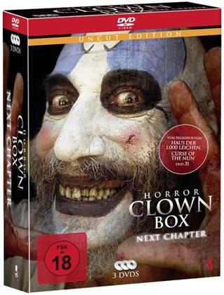 Horror Clown Box 2 (Uncut, 3 DVDs)