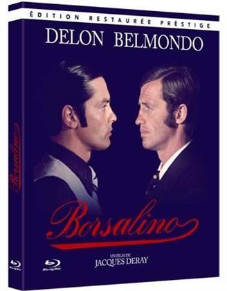 Borsalino (1970) (Édition Prestige, Restaurierte Fassung, 2 Blu-rays)