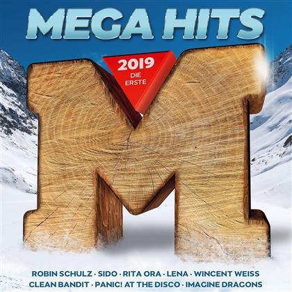 Megahits 2019 - Die Erste (2 CDs)