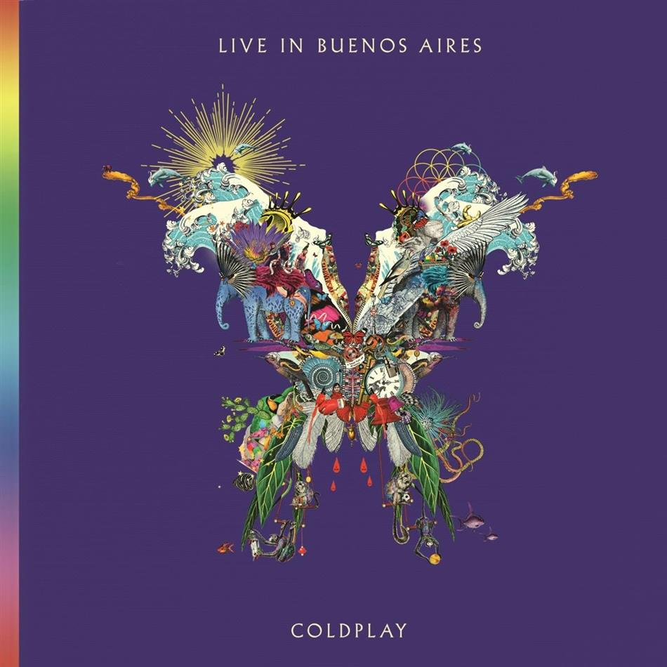 Coldplay - Live In Buenos Aires (2 CDs)