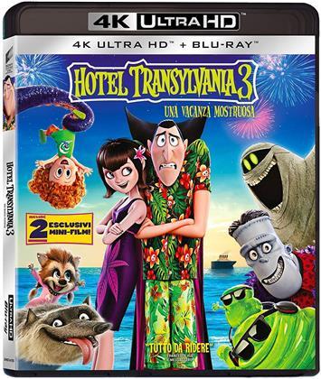 Hotel Transylvania 3 - Una vacanza mostruosa (2018) (4K Ultra HD + Blu-ray)