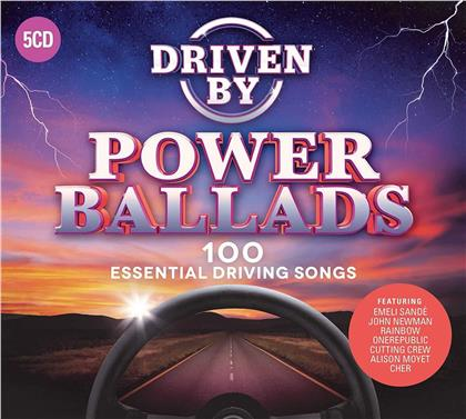 Driven By Power Ballads (5 CDs)