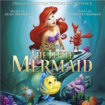 Alan Menken - The Little Mermaid - OST - Disney (LP)