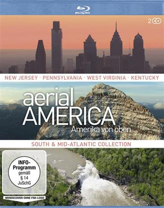 Aerial America - Amerika von oben - South and Mid-Atlantic Collection (2 Blu-rays)