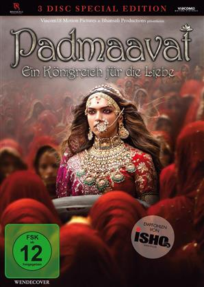 Padmaavat (2018) (Edizione Speciale, 3 Blu-ray)