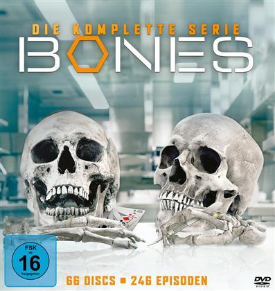 Bones - Die komplette Serie (66 DVDs)