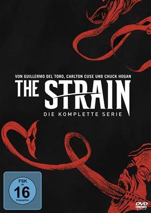 The Strain - Die komplette Serie (14 DVDs)