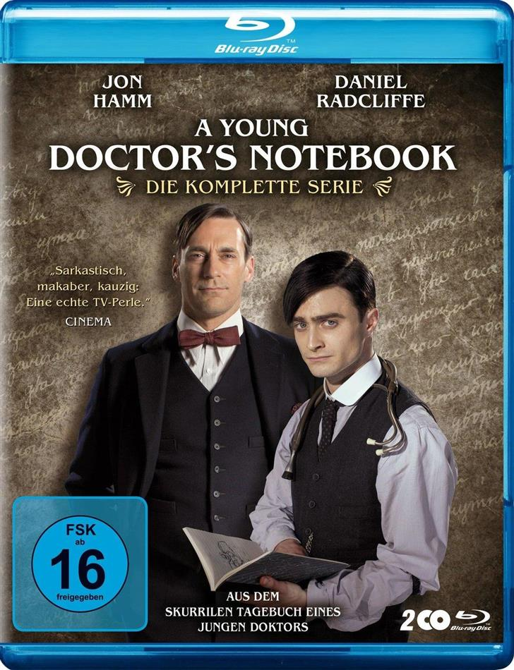 A Young Doctor's Notebook - Die komplette Serie (2 Blu-rays)