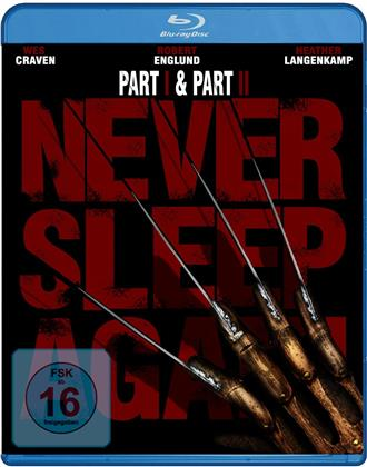 Never sleep again 1+2 (2010) (Special Edition, 2 Blu-rays)