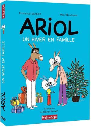 Ariol - Un hiver en famille (Digibook)