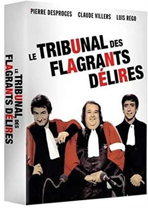 Le tribunal des flagrands délires (2 DVDs)