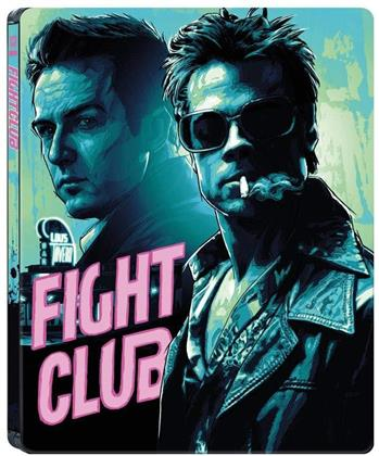 Fight Club (1999) (Limited Edition, Steelbook)