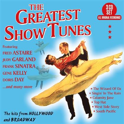 Greatest Show Tunes (3 CDs)