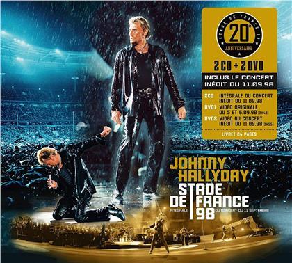 Johnny Hallyday - Stade De France 20th Birthday - Boxset 2 (3 CDs)