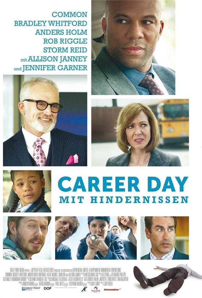 Career Day mit Hindernissen (2017)