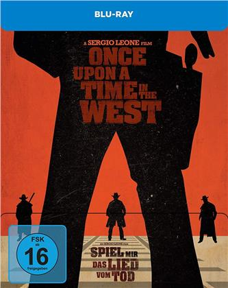 Once Upon a Time in the West - Spiel mir das Lied vom Tod (1968) (Edizione Limitata, Steelbook)