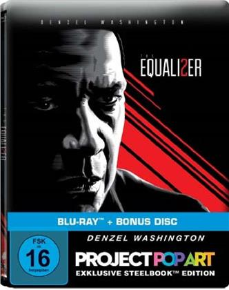 The Equalizer 2 (2018) (Edizione Limitata, Steelbook)