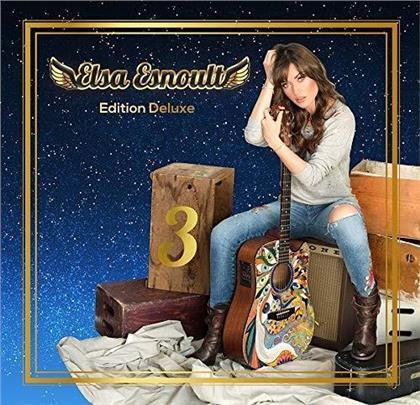 Elsa Esnoult - III (Deluxe Edition, CD + DVD)