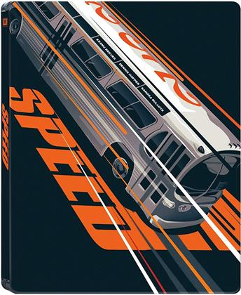Speed (1994) (Limited Edition, Steelbook)