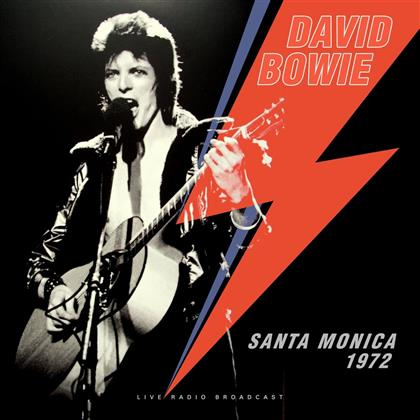David Bowie - Best of Live Santa Monica '72 (LP)
